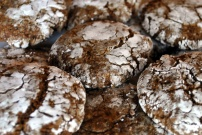Super Soft and Snappy Ginger Cookies: https://vedgedout.com/2012/09/27/woohoo-mofo-plus-extra-snappy-and-soft-ginger-cookies/