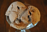 Chocolate Ginger Ice Cream: https://vedgedout.com/2013/02/04/chocolate-ginger-ice-cream/