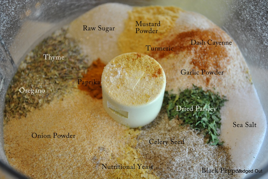Vegan Stock Powder: http://vedgedout.com/2013/02/19/vegan-stock-powder/