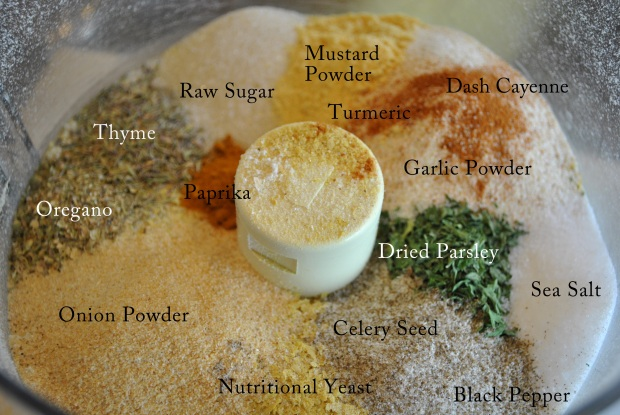 Vegan Stock Powder