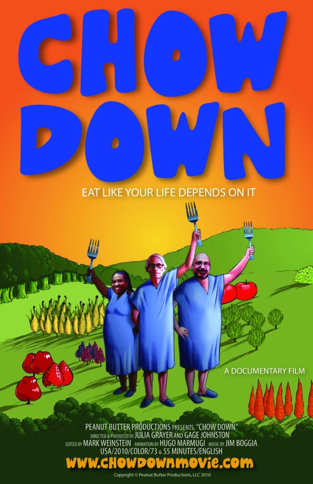 Chowdown Poster D