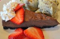 Death by Double Dark Chocolate Killer Fudge Pie: https://vedgedout.com/2013/03/19/death-by-double-dark-chocolate-killer-fudge-pie/