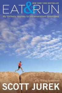 Scott Jurek's eat and Run Review: https://vedgedout.com/2013/04/17/scott-jureks-eat-run-review-and-giveaway/