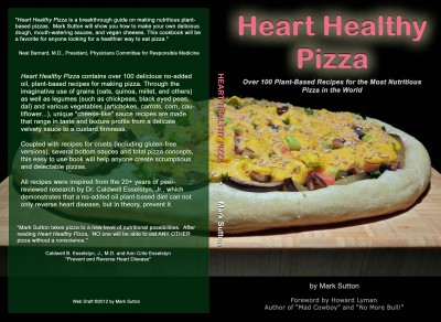 heart healthy pizza