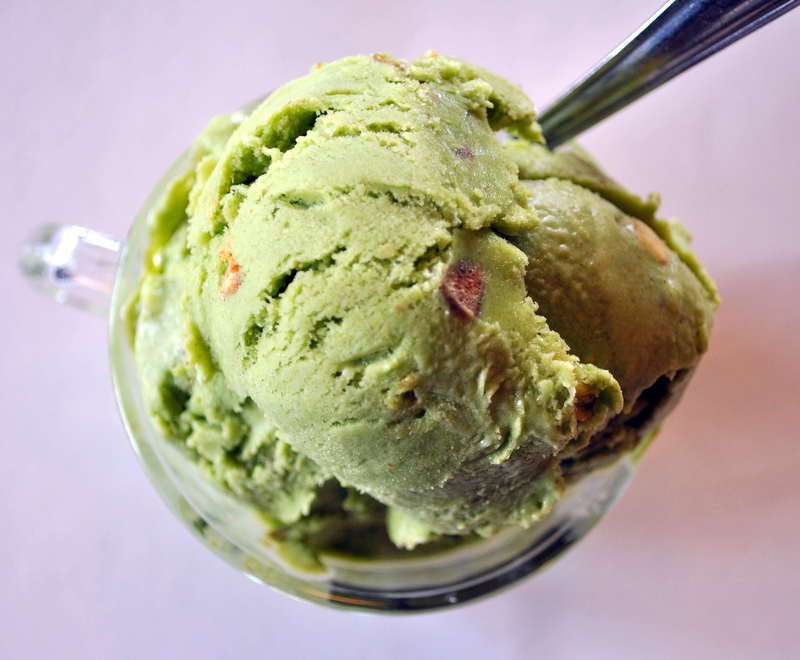 Vegan almond and pistachio ice cream vedged out vegan almond and pistachio ice cream ccuart Gallery