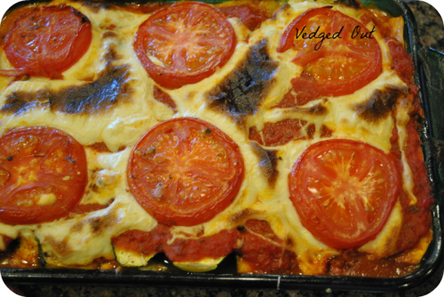 Grilled Vegetable Lasagna