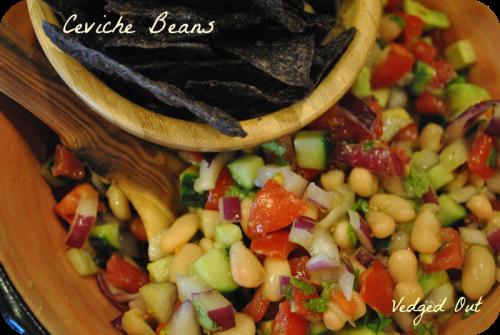 Ceviche Beans