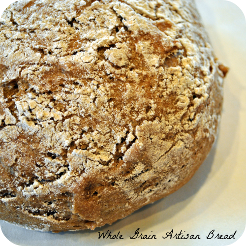 Whole Grain Artisan Bread2