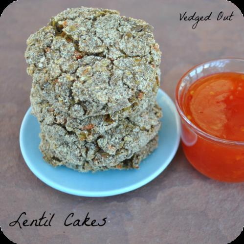 Lentil Cakes