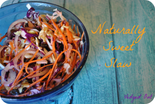 Naturally Sweet Slaw
