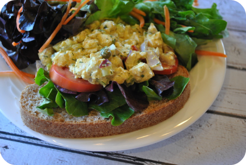 Stealth Egg Salad