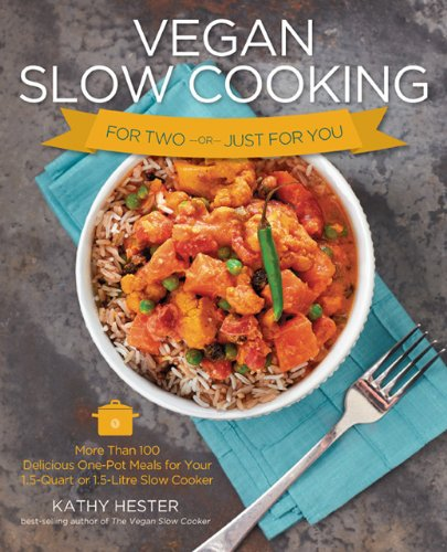 Vegan Slow Cooking