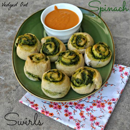 Spinach Swirls