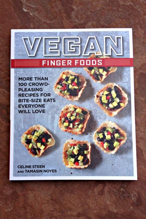 Vegan Finger Foods Cover