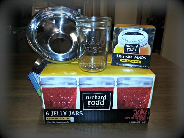 Orchard Road Giveaway - Fillmore jars