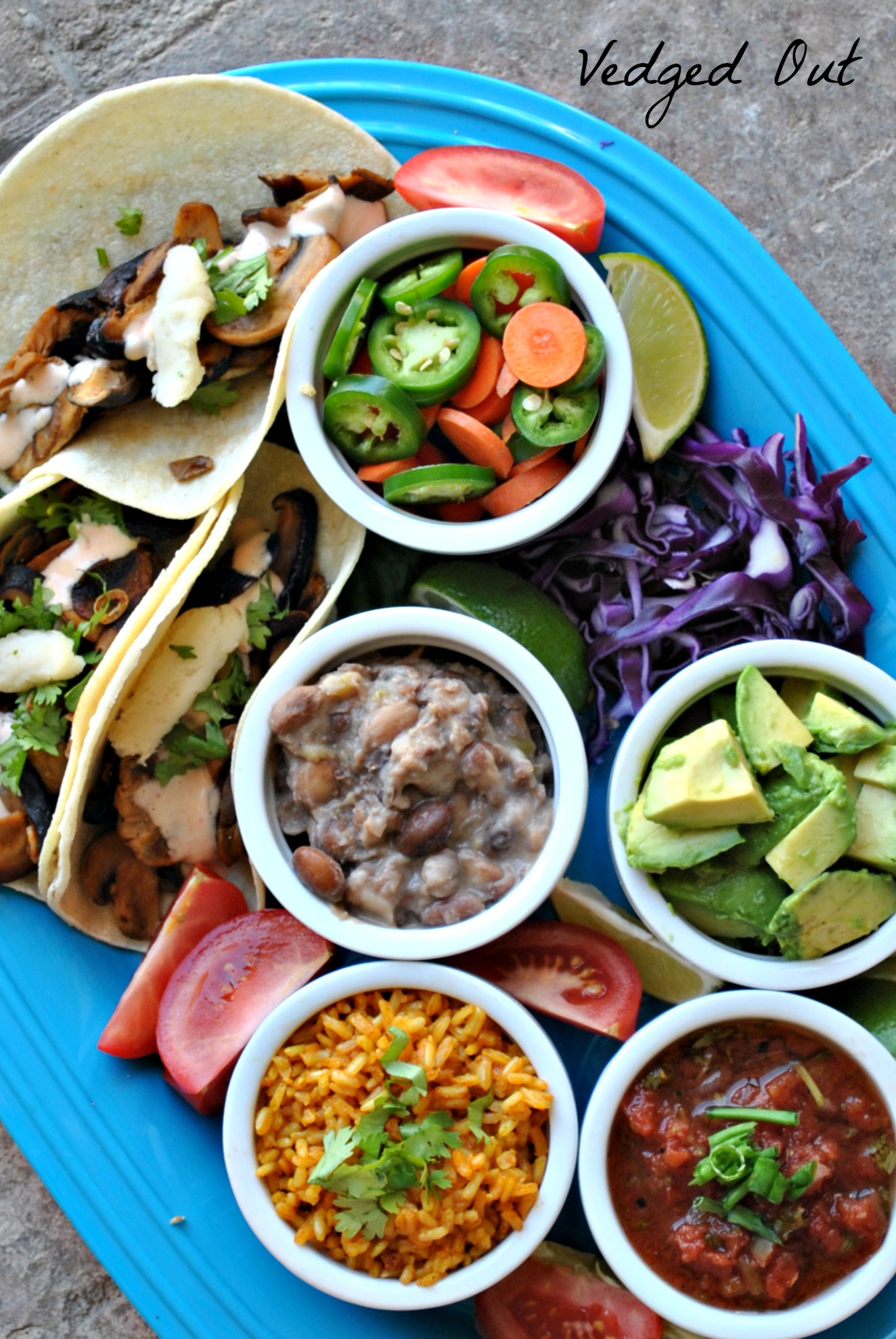 Vegan Tacos! Chef Jason Wyrick shares the Four Essential Components of ...