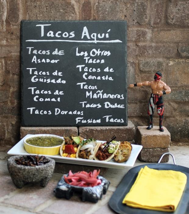 Tacos Aqui