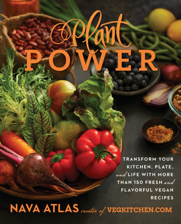 Nava atlas plant power cookbook plus her guide for 7 simple meal it reads like a compelling and sweet beginner vegan textbook with everything you need to know about going vegan recipes forumfinder Choice Image