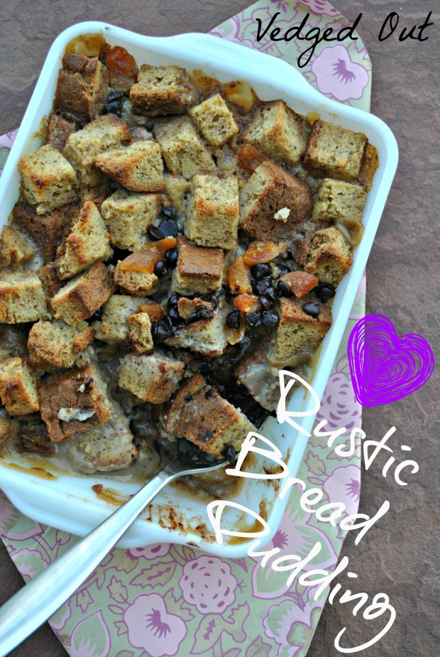 Rustic Bread Pudding