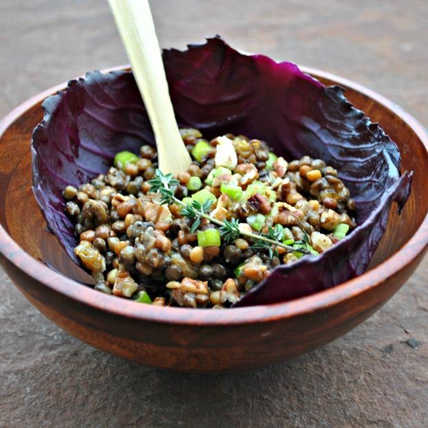 Umbrian Lentil Salad1