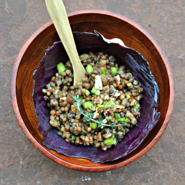 Umbrian Lentil Salad3