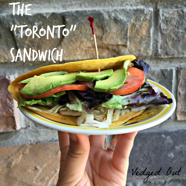 The Toronto Sandwich